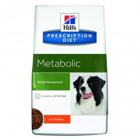 Pienso Hill's Prescription Diet Canine Metabolic