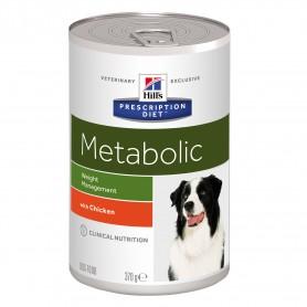 Hill's Prescription Diet Metabolic, alimentación recomendada
