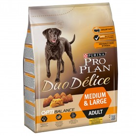 Pienso Purina Pro Plan Duo Delice Medium & Large Pollo para perros