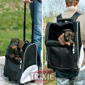 Trolley-Mochilla perro nylon