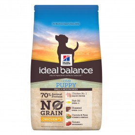 Hill's Ideal Balance Puppy con Pollo y Arroz, pienso para perros naturales