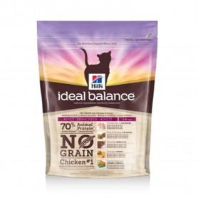 Pienso Hill's Ideal Balance Feline Adult No Grain Pollo y Patata