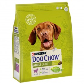 Pienso para perros Dog Chow Adult Cordero