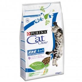 Pienso Cat Chow Feline 3en1