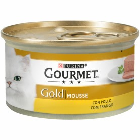 Tarrina Purina Gourmet Gold Mousse Pollo